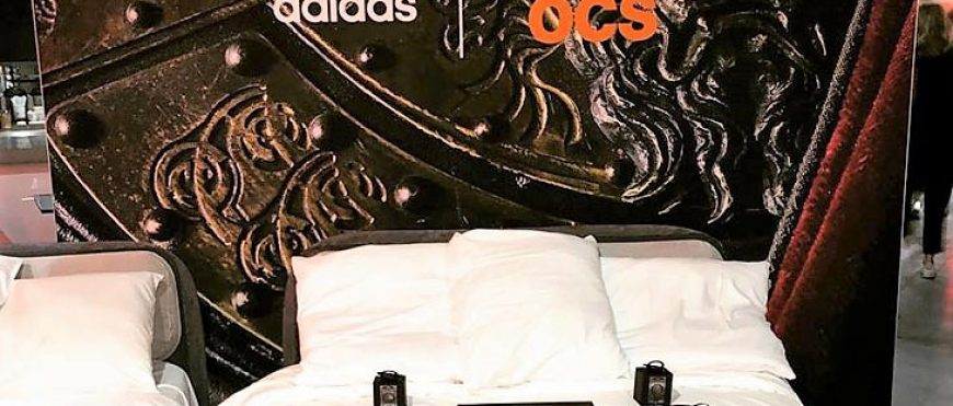 Avant première Game of Thrones avec Adidas