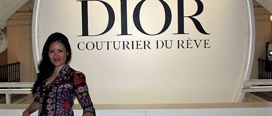 Exposición Christian Dior en Paris