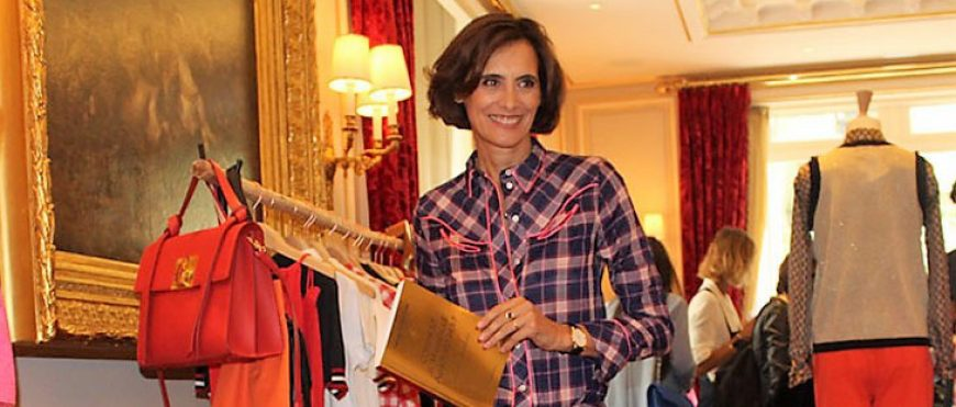 Nouvelle collection de Inès de la Fressange